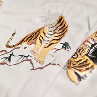 doublet BITING EMBROIDERY THERMAL SHIRT | 20SS24CS146