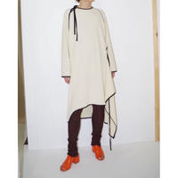 osakentaro   rib rap dress(ivory)  no.1906281