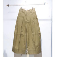 SHINYAKOZUKA  PANTALON WITH DICKIES(BEIGE)  2101SK57