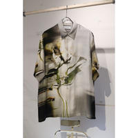 TAAKK  silk shirts TA21SS-SH016 (GREY)