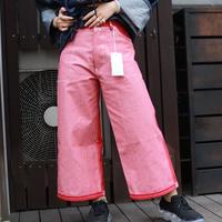 osakentaro   switching  stitch  denim pants    2004107
