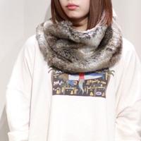 bed side drama モンタージュ JQ ネックウォーマー | bsd19AW-06