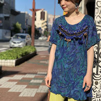 endvintage × an/eddy knitted front tops