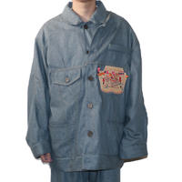 RequaL Tailord Denim Jacket RQ21SS-JK02