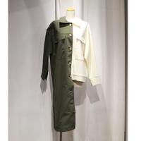 NATSUMI ZAMA  Pocket Short Coat(半身)+Pocket Long Coat(半身)