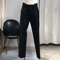 JieDa × Dickies REMAKE TUCK SLACKS  | Jie-18W-PT08