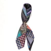 clamp | ACC-01 |  Vintage Silk Scarf c