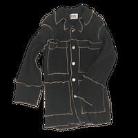 kotohayokozawa pleats jacket  TD20A-JK