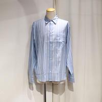 mfpen Distant shirt   A19-12 Striped
