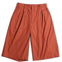 wonderland  /  wide short pants