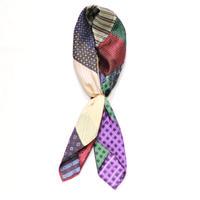 clamp | ACC-01 |Vintage Silk Scarf  j