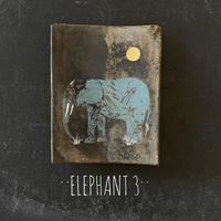 田中健太郎 vintage¨KAWARA¨ アート「ELEPHANT3」