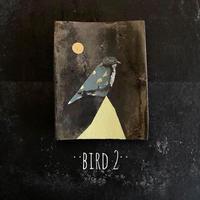 2020Xmas 田中健太郎 vintage¨KAWARA¨ ART「BIRD 2」
