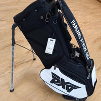 "PXG8.5""Lite Stand Bag Black/White"