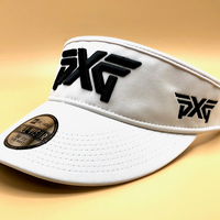 PXG TALL VISOR(White)