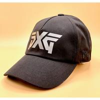PXG Washing Cotton Cap(Black)