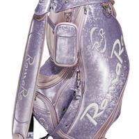 【RomaRo】PRO MODEL CADDIE BAG 9.5 パープル/ピンク
