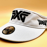 PXG Diamond Era Visor(White)