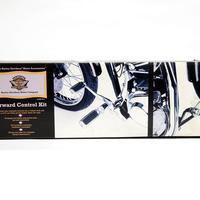 長期在庫・箱壊れの為 特別価格 H-D純正  クローム・スタンダード・フォワードコントロール