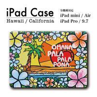 "iPad  手帳型カバー ""Pala Pala Pona"""