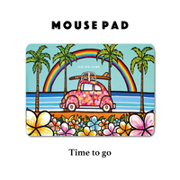 Mouse Pad マウスパッド 〝Time to go〟