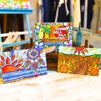 オリジナル ポストカード 3枚セット〝D&H&P〟