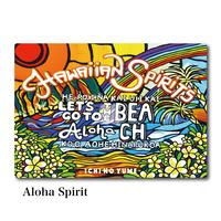 Mac Book カバー 〝Aloha Spirit〟