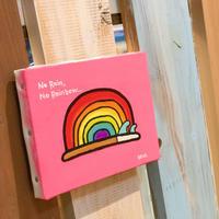 Rainbow  F0号 (180×140 mm)  / Artist ICHI / 原画