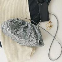 パイソンガマ口bag