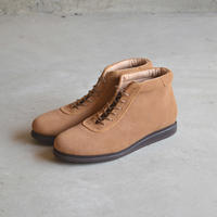 buleover marco boots Velour beige(26.0cm)