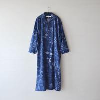 ASEEDONCLOUD/ Sailor work dress (Lady's/Blue)