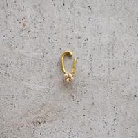 Vlas Blomme / Stone Oval Ear Cuff  リバーストーン(Lady's)