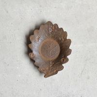 鈴木盛久工房 茶托 木の葉