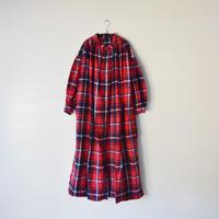 UNIVERSAL TISSU/ クラシック ギャザーシャツドレス(Lady's)