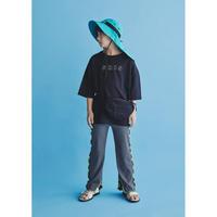 【GRIS】Rib Straight Pants (Gray) (サイズM、L)