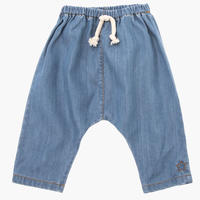 【tocoto vintage】Light denim baby trousers