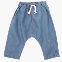 【tocoto vintage】Light denim baby trousers