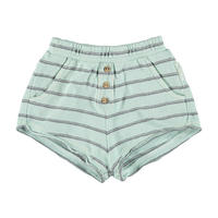 【piupiuchick】Shorts GREENWATER & GREY