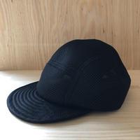 【MOUN TEN.】 doube russell mesh jetcap (black)