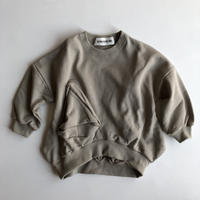 【UNIONINI】〇△ sweat shirt