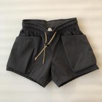 【MOUN TEN.】 coolmax pique pocket pants(charcoal)