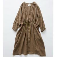 【eLfinFolk】linen gown coat (womens)