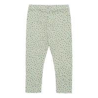 【soft gallery】Baby Paula Leggings/Swamp,AOP Trio Dotties