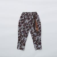 【eLfinFolk】 Leaf Paisley pants