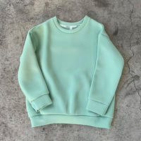 【MOUN TEN.】double knit crewneck