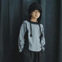 【GRIS】Rib Pullover (サイズM、L)