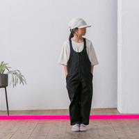 【MOUN TEN.】 coolmax pique jumpsuit(charcoal)