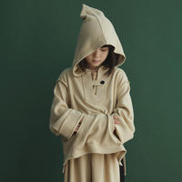 【GRIS】Mexican Side Slit Parka (サイズS)