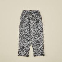 【MOUN TEN.】animal shaggy 1tuck pants(サイズ125、140)