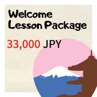 Welcome Lesson Package